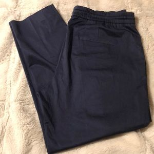 Hugo Boss Navy Blue Dress Pant, Trouser